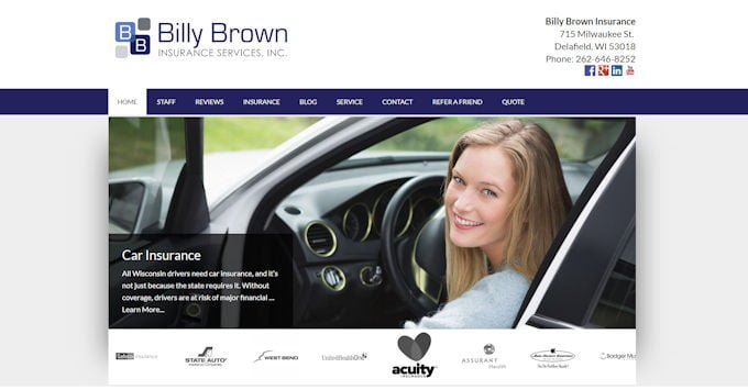 billybrown-website